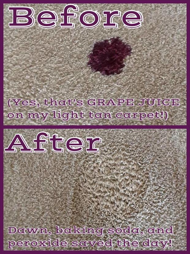 grape-juice-carpet