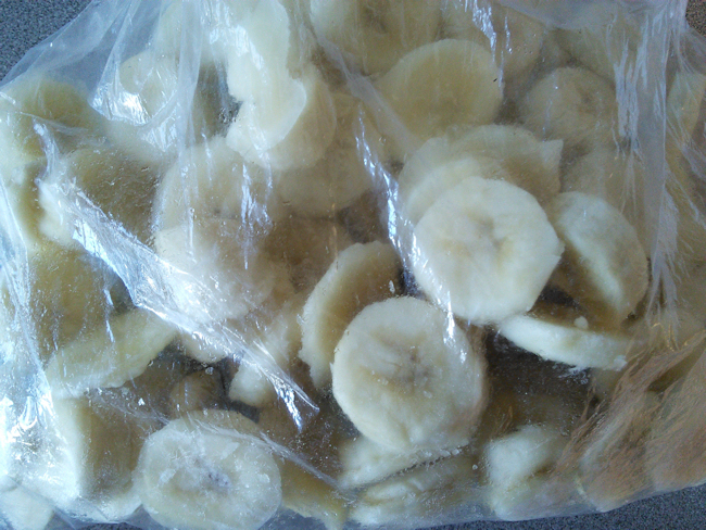 frozen bananas.650