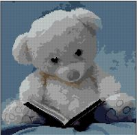 Teddy Bear Reading 200