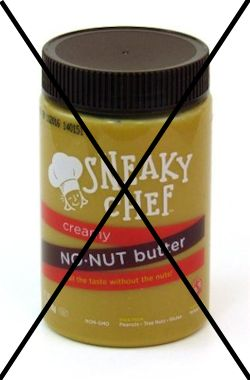 no-nut butter