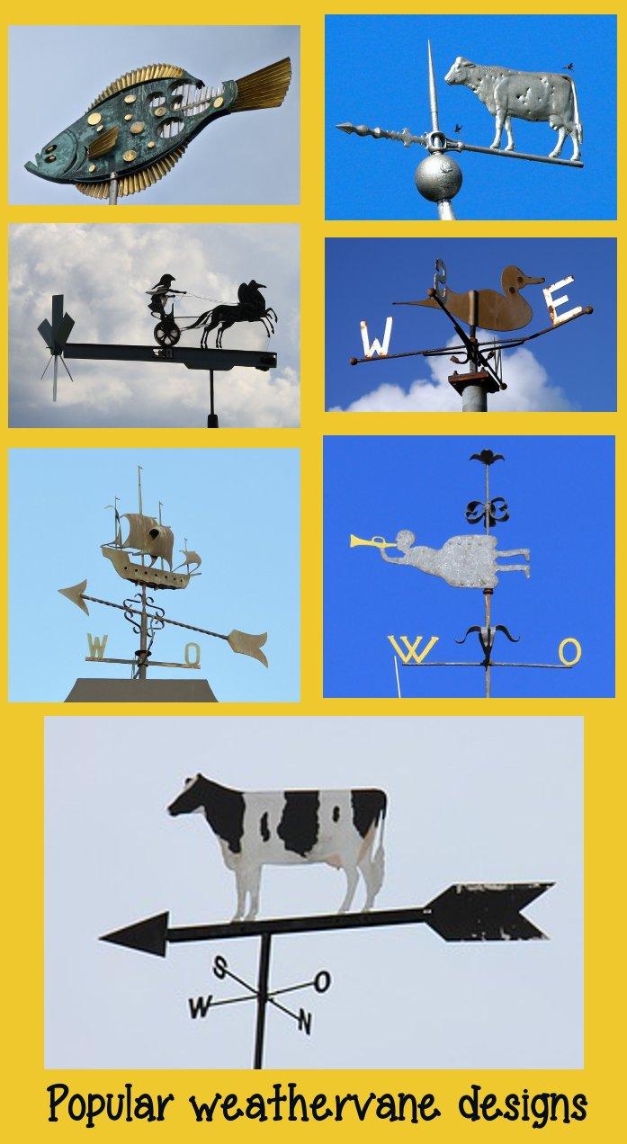 popular-weathervane-designs