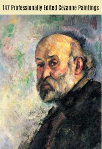 147 Professionally Edited Cezanne Images: Instant Download