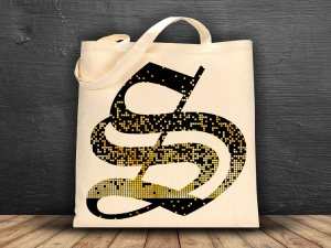2 Ornate & Gorgeous Digital and Printable Alphabets in Black and Black and Gold