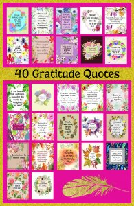 "40 Law of Attraction Printable Quotes Collection: 8"" x 10"" Digital Downloads"